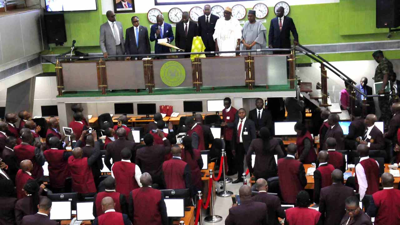 GSK, Stanbic IBTC, others lift NSE's indices by N43 billion