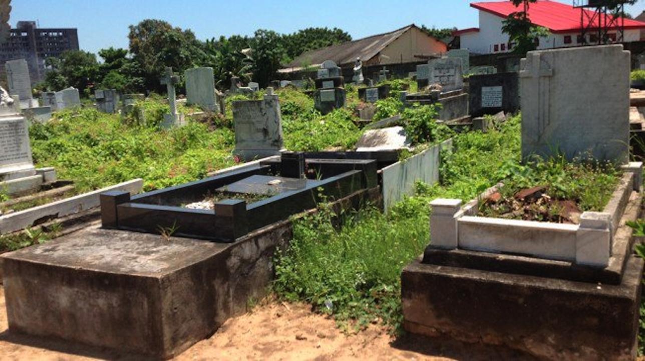 Vaults And Gardens Cemetery Ikoyi Lagos