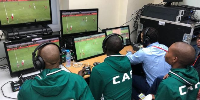 Image result for Sports Festival: Edo plans to install video Assistant referee
