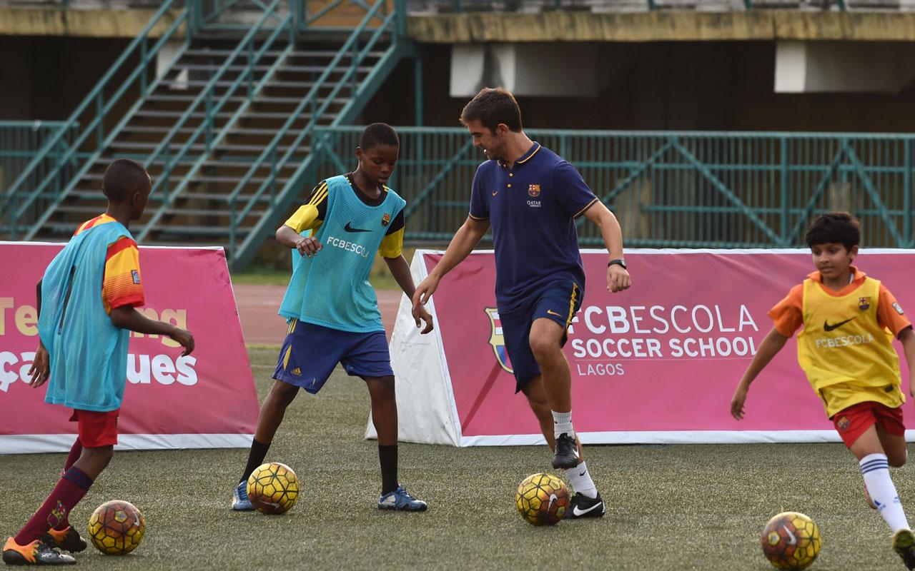 Barca Academy Set For Return Of Football Says Ajayisport The Guardian Nigeria News Nigeria And World News